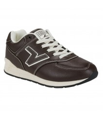 Vostro Audi06 Brown Men Sports Shoes VSS0119